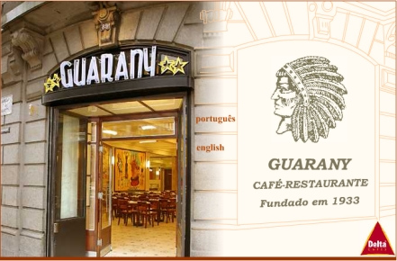 PORTO Santo Ildefonso (Porto)  - Entertainment - Coffee Houses -  Café Guarany  - ID 14740