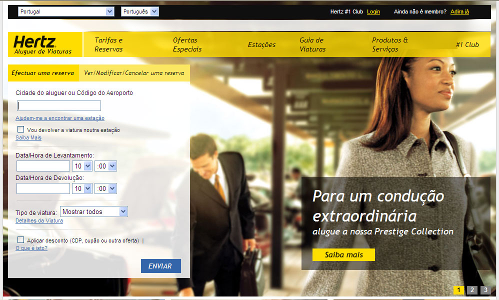 PRIOR VELHO Prior Velho (Loures) - Travel & Tourism - Car Rentals - Hertz-Rent-A-Car - ID 83356